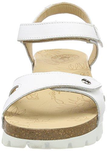 À Bout De blanco Base B1 Ouvert Sulia Sandales De Panama Femmes Jack Blanc 0Cwqaa