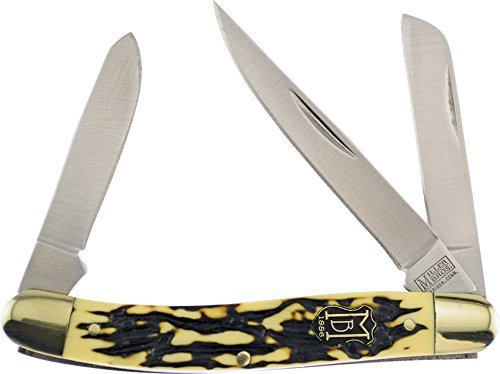 Frost Cutlery FMBS509IS-BRK Miller Brothers Stockman