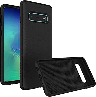 Amazon Com Rhinoshield Case Compatible With Samsung Galaxy S10 Solidsuit Shock Absorbent Slim Design Protective Cover With Premium Matte Finish 3 5m 11ft Drop Protection Leather