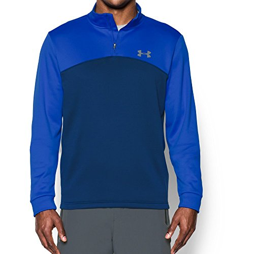 1/4 Zip Fleece Top - 4
