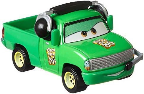 DISNEY PIXAR CARS CHICK HICKS CHIEF DINOCO 400 2020 2 PACK SAVE 8/%