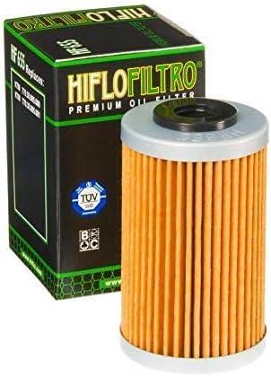 500 EXC Six Days 12 13 14 15 16 HiFlo Performance Oil Filter Genuine OE Quality HF655 KTM 500 EXC