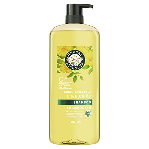 Best Shampoo With Chamomiles - Herbal Essences Smooth Collection Conditioner with