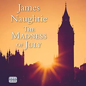 The Madness of July Audiobook
