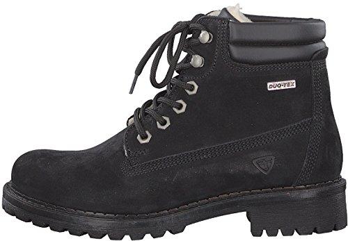 1 Frau Stiefeletten Uni Damenschuhe 1 29 für modebewusste Stiefel Tamaris Boots 26244 Winterschuhe Damen Herbstschuhe Damen Black amp; EfZSqcqw