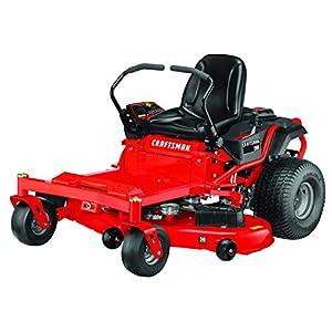 Craftsman 17ADFACQ593 50-Inch 679cc Dual Hydrostatic Transmission Zero Turn Lawn Mower