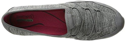 Women's Flat Bt Grey Dark Baretraps Holeigh 80dpOxwcq