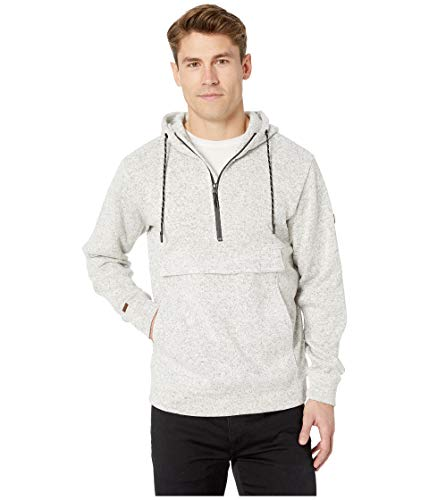 Billabong Men's Boundary Pullover Hoodie Grey Heather Large