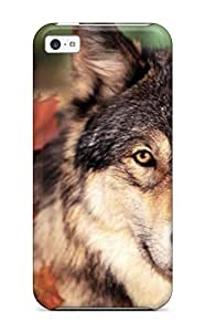 fenglinlinElliot D. Stewart's Shop New Style Perfect Tpu Case For iphone 6 4.7 inch/ Anti-scratch Protector Case (animal Wolf)