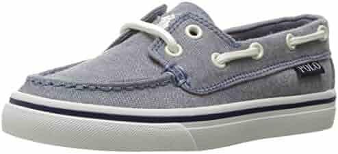 Polo Ralph Lauren Kids' Batten Boat Shoe