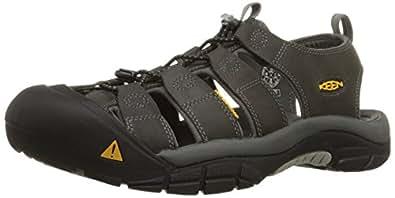KEEN Mens Sandal Newport Men's Black Size: 7