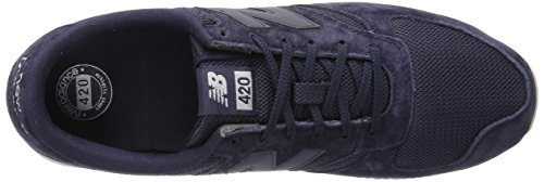 Balance Zapatillas Unisex New de Running U420 Adulto Blue PZq1w6
