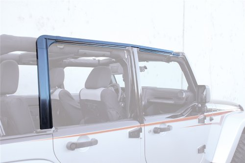 Rampage Products 61098 Door Surround Kit (for 07-15 Jeep ...