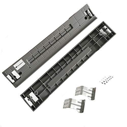 ANTOBLE SKK-7A Stacking Kit for Samsung Washer and Dryer 27 inch wide Front Load Laundry Pairs