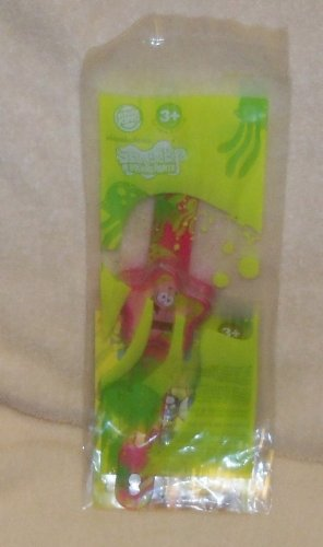 Burger King Kids Meal Spongebob Squarepants Jellyfish Patrick Star LCD Watch by Bk