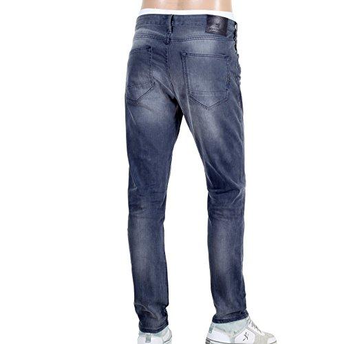 Scotch & Soda stretch gris anthracite Denim Jeans scot4842