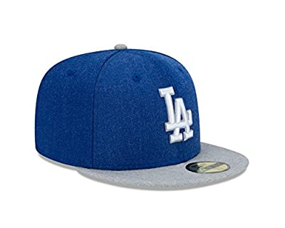 MLB Heather Action 59FIFTY Fitted Cap