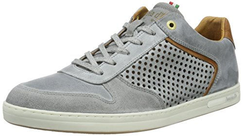 Auronzo D'oro Pantofola 1010 Violet gray Sneaker Grigio Low Uomo 45qHwq7