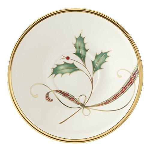 Lenox Holiday Nouveau Gold Tea Saucer