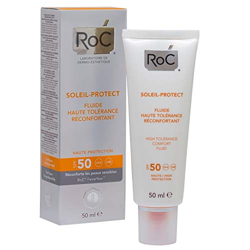 RoC Soleil-Protect High Tolerance Comfort Fluid High Protection SPF 50 50 ml