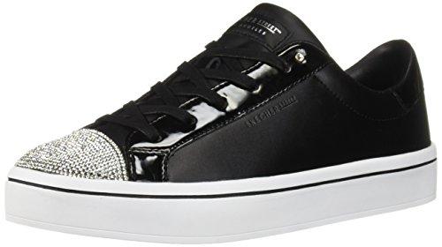 37 Bianco 932 Skechers Nero blk Sneakers Point Paiette pxq60
