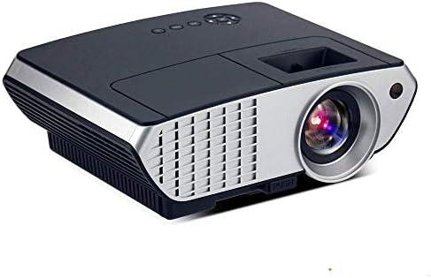 1080P Mini Portable Home Theater Projector, 2500 Lumens for