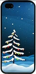 Iphone 6 4.7 6 4.7 TPU Supple Shell Case Christmas Night Black Skin by Sallylotus Kimberly Kurzendoerfer