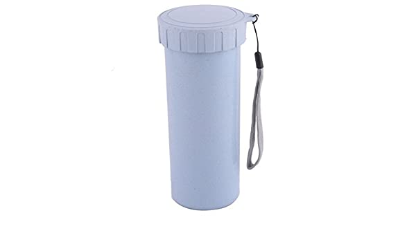 Amazon.com : eDealMax plástico Hogar Oficina Agua Jugo de té sostenedor de la bebida de la Botella 400ml Taza de la Taza : Sports & Outdoors