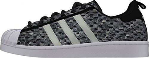 Adidas Originals Mens Originelen Superster Trainers Kern Us14 Groen