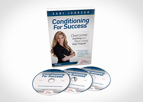 Conditioning For Success: Overcome Anything and Start Living Your Future