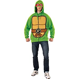 1c9ad787083 Mens Raphael Costumes (Ninja Turtles) for Sale - Funtober Halloween