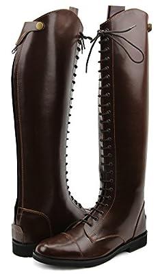 Hispar Women Ladies FLORANCE Field Horse Riding Boots Stylish Fashion Equestrian