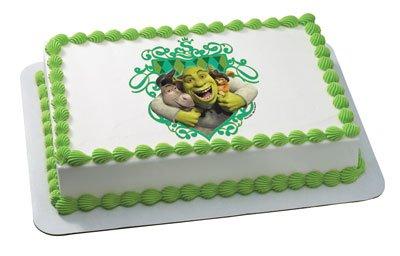 Stupendous Shrek Shield Edible Image Buy Online In Antigua And Barbuda A Funny Birthday Cards Online Benoljebrpdamsfinfo