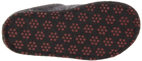 Haflinger Women's AR Lizzy Slipper,Grey,42 EU/11 M US