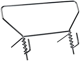 Fellowes Wire Study Stand-Silver (10024)