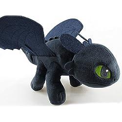 OK-STORE Dragon Plush with Embroidered Eyes Soft Stuffed Animals Toys Black Sheep Cuddle Pillow Boov White Sheep Dolls