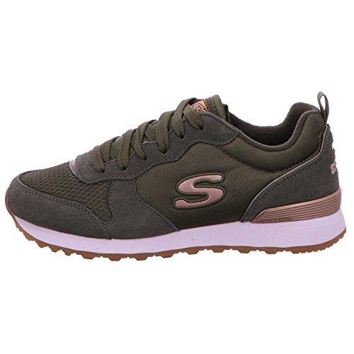 Gurl verde sneakers donna Skechers 85 Og basse goldn 7nwxn1gqF