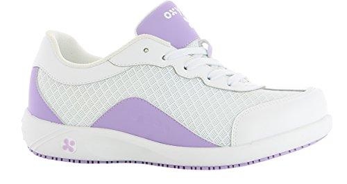 OXYPAS Ivy - Calzado de protección Mujer Purple (Lic - Lilac)
