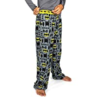 DC Comics Batman Boy's Flannel Pajama Pants (Little Kid/Big Kid)