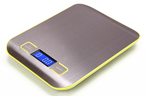 Zweissen Aprilia Digital Scale Color: Green