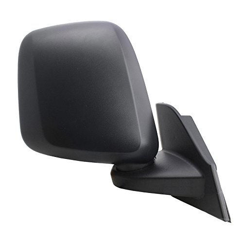 NEW RIGHT DOOR MIRROR FITS CHEVROLET CITY EXPRESS 2015-2016 NO POWER 96301-3LM0A 963013LM0A NI1321245