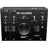 M-Audio USB/USB-C対応 2イン/4アウト オーディオインターフェース/MIDIインターフェース:ProTools|First、Ableton Live Lite/Eleven Lite/Avid Effects Collection/AIR Music Tech製エフェクト&ソフト音源付属 AIR 192|8