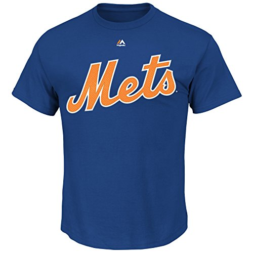 Matt Harvey New York Mets #33 MLB Men's Player Name & Number T-shirt (Large)