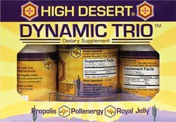 CC POLLEN INC Dynamic Trio 30 Day by CC Pollen (Trio Dynamic)