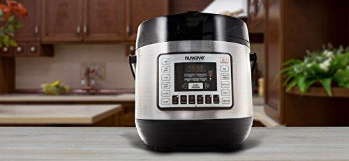 NuWave Nutri-Pot 8 Quart Digital Pressure Cooker,gray/black,8 qt. by NuWave (Image #7)