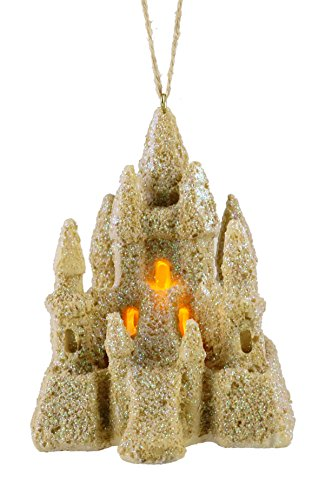 (Party Explosions Beach Themed Hanging Ornaments (Sand Castle))
