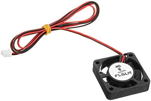 2 Pieces 404010mm 12V DC Cooling Fan for 3D Printer ILS