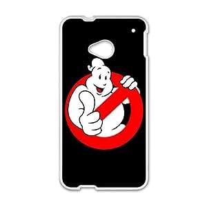HTC One M7 GHOST pattern design Phone Case H12JG45344