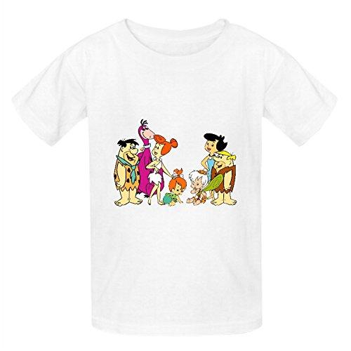 KARLEE Kid The Flintstones T shirt