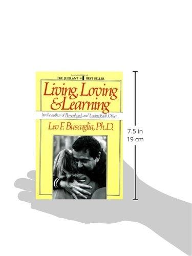 Loving Living Learning Leo Buscaglia Pdf